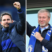 Why Sacking Frank Lampard Was a Difficult Decision- Roman Abramovich