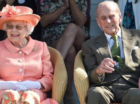 Queen Elizabeth's Husband Prince Philip Has Passed Away at 99 (photos)