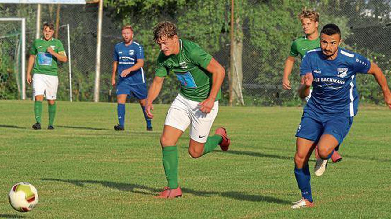 Einteilung der Staffeln in der Fußball-Bezirksliga: Wieder in zwei Staffeln, wieder die selben Gegner