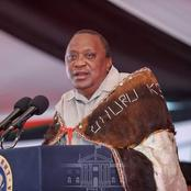 Joy For Samburu Residents As President Kenyatta Does The Following During Launch Of Samburu Event