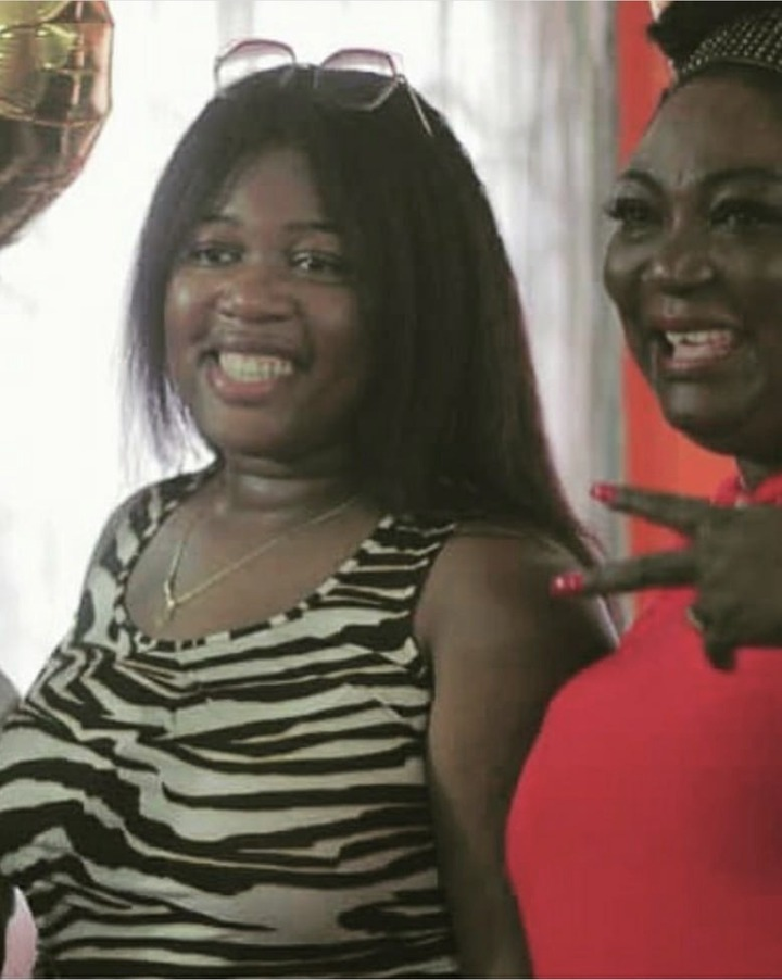 422381abca08270dcbec285ea5fa694c?quality=uhq&resize=720 - Kwame Sefa Kayi's Daughter, Fafa Kayi Looking All Different In Her Natural Looks (Photos)