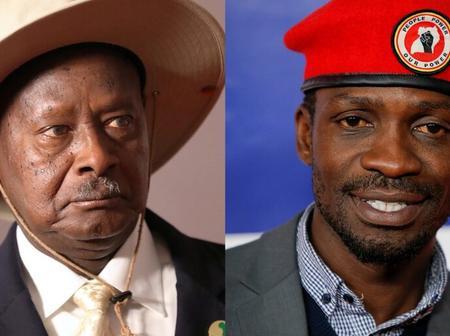 Latest Updates From Uganda as Bobi Wine Slowly Closes the Gap to Museveni