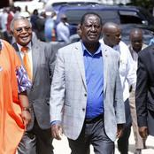 Raila Dealt a Big Blow After Ruto's Ally Delivers Bad News on Their Rumoured Political Coalition