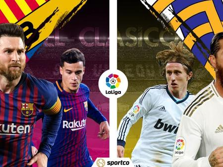 Barcelona vs Real Madrid: 5 Players Who Could Set El Clasico On Fire