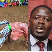 Hon Peter Kaluma Says That Embarambara Should Be Arrested, Know The Reason As To Why