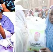 One Step Ahead: Tinubu-branded Rice Shared To Residents In Kano