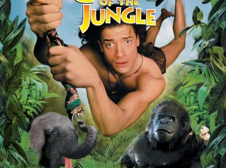 23 Years After George Of The Jungle Movie, See How George Now Looks Like (See Photos)