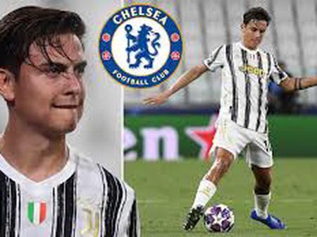 Chelsea and Totenham are on the run Paulo Dybala