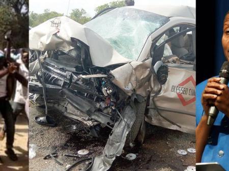 Today's Headlines: Another Reps Member Dies In Fatal Road crash, Pastor Adeboye Drops New Prophecy