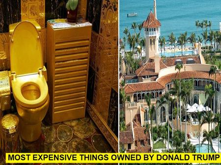 8 Ridiculously Expensive Things Owned By Donald Trump