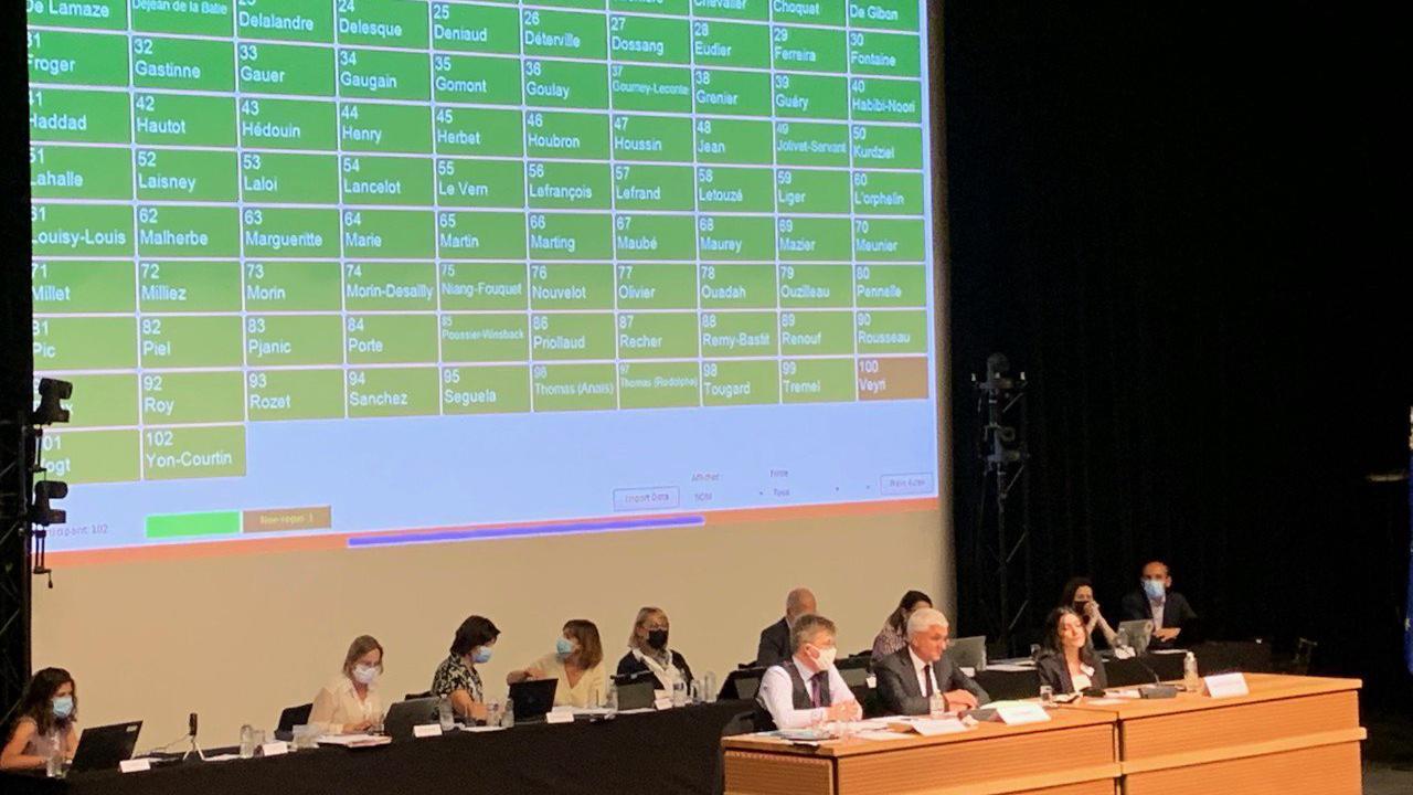 La Commission de l'éducation, de la culture, de la cohésion sociale et de la santé