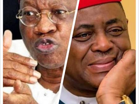 FFK To Lai : You Loved CNN when They Criticized GEJ But You hate Them For Exposing Buhari