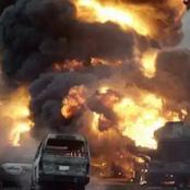 Check out the 5 times in which a tank explosion cause the death of thousands of people
