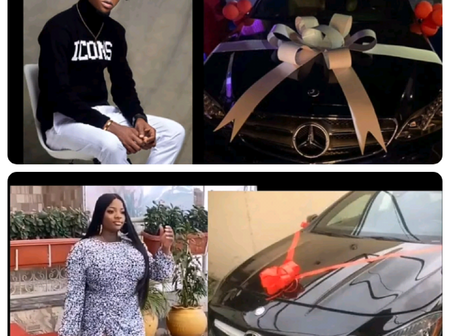 Whose car is the best? Meet the BBNaija Stars who recently received cars from fans as birthday gifts