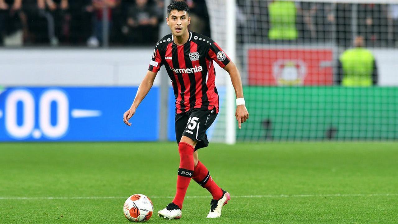 Leverkusen: Palacios fällt mit Außenbandriss wochenlang aus