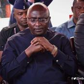 Will Bawumia go back to lecture, as Jane Naana is set to replace him as vice president?(opinion)