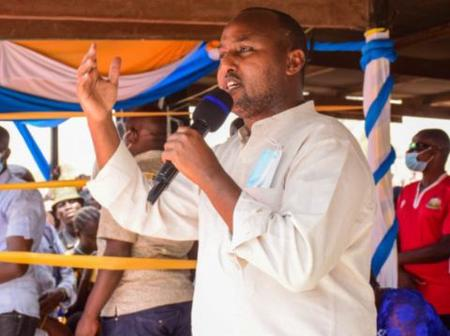 Blow to Odm Lawmaker as People Living with Disability (PWDs) Want NCIC and DCI to Probe Him!
