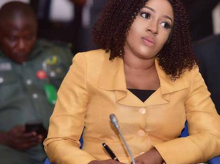 Meet The Youngest Female Commissioner In Cross River State, She Is Tall And Very Beautiful
