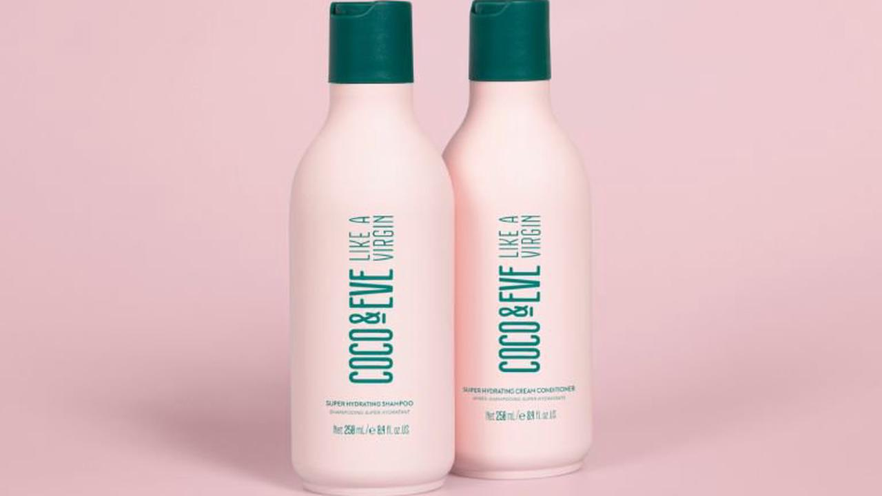 This hydrating shampoo and conditioner already has a 28,000 person waitlist