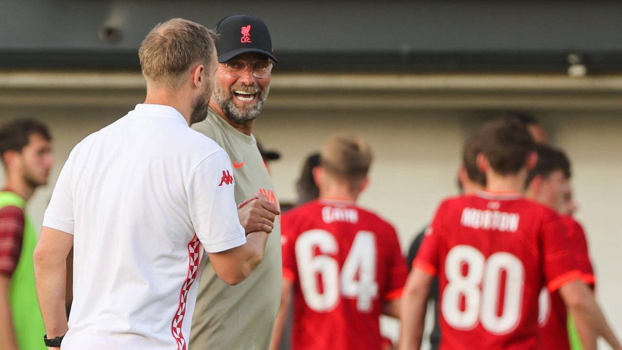 Mainz 05 unterliegt Klopps Liverpool im Test mit 0:1