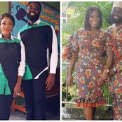 See Lovely And Romantic Photos Of Mercy Johnson And Her Husband In Matching Outfits