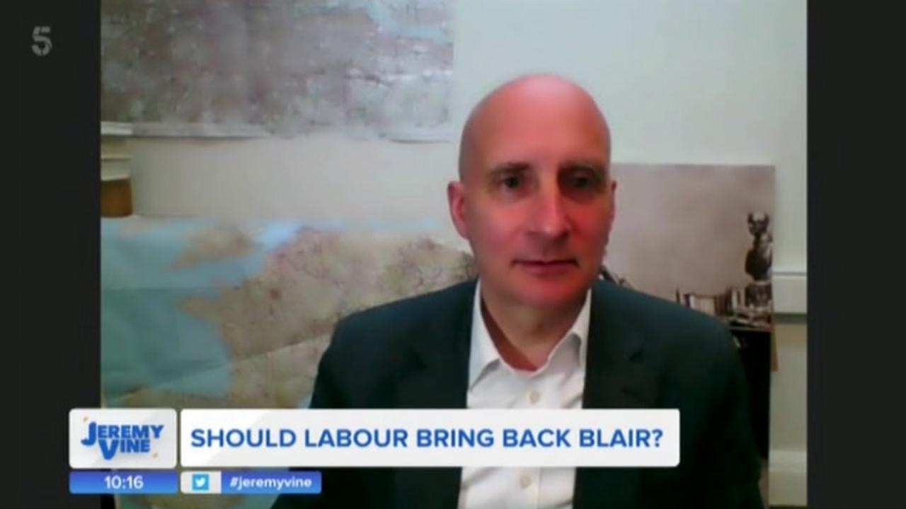 Lord Adonis told to 'embrace humility' as he defends Labour who 'demonises' working class