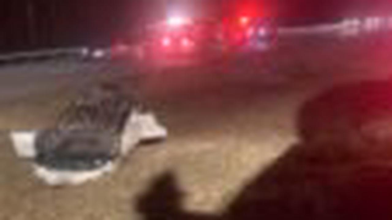Motorist Flown from Washington Township Crash