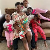 See The Reply, Popular Actress Mercy Johnson Gave A Fan Who Asked Her To Give Birth To More Kids