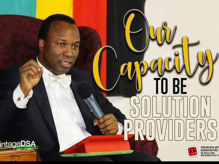 It is impossible to see any truly successful person who is not a reader - Dr. Sunday Adelaja