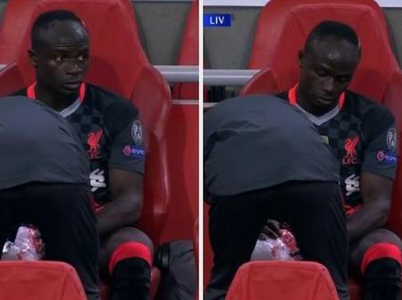 Reason why Angry Mane got himself injured during the 1-0 win over Ajax
