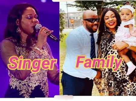 Meet The Famous Nigerian Gospel Singer Who Got Married At The Age Of 41 And Gave Birth At Age 46