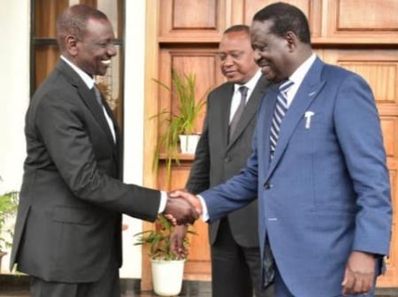 Forget About Ruto-Raila Alliance:Mt. Kenya MP