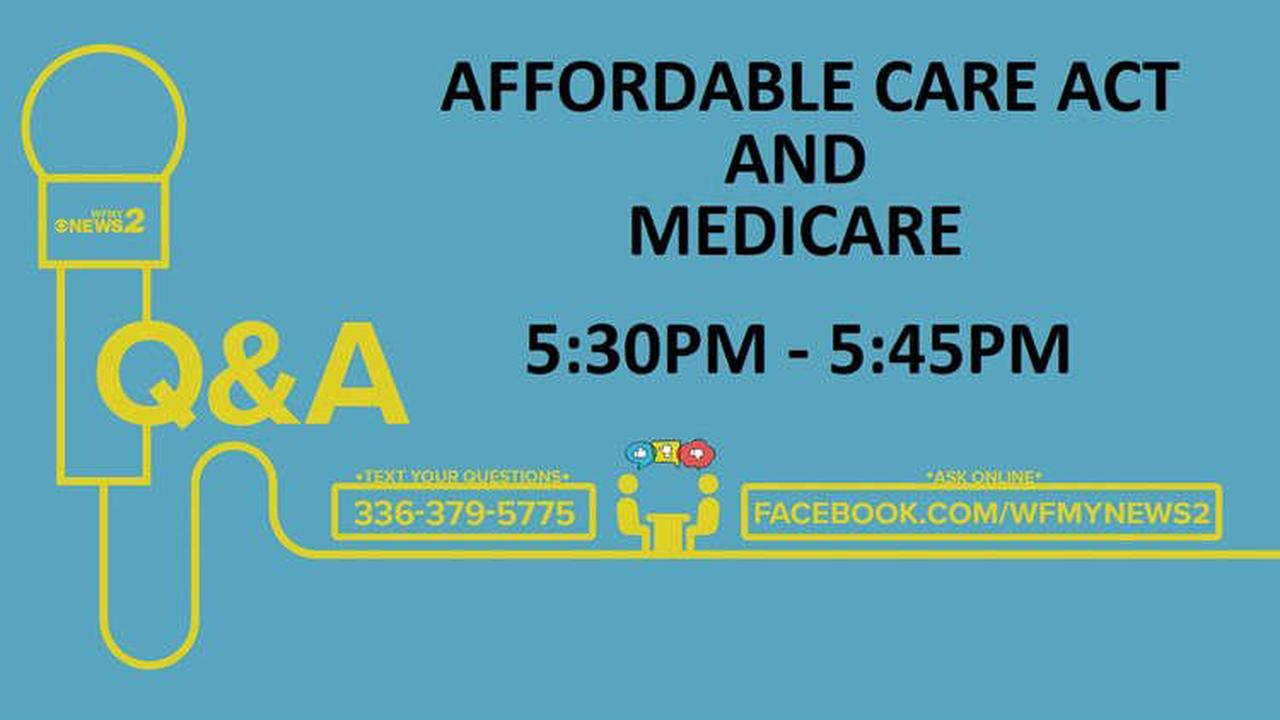 ACA marketplace premiums waived on taxes this season   Everything you need to know about the special enrollment period and Medicare enrollment