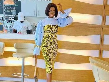 Classy women, Checkout these Stylish Corporate Ankara Gowns