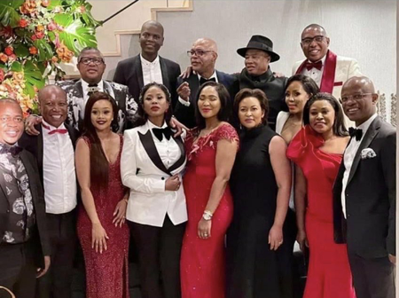 Malema Shares Happy Moments At Mbalula's Private 50th Birthday Party