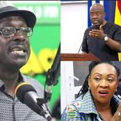 Kwaku Azar Blows Hot Air After NDC MPs On Appointment Committee Rejected Kojo Oppong Nkrumah & 3 Others