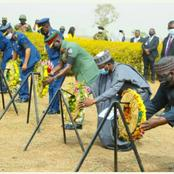 NAF Funeral Procession: The Symbolism Of Laying Of Wreath During A Military Funeral