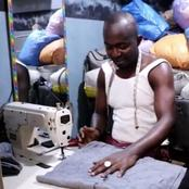 Women love tailors -Kumasi famous tailor reveals