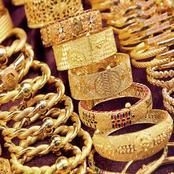 «تراجع عالمياً ومحلياً» الذهب يهبط لأدنى مستوياته منذ 10 ايام..ومواطنين:«الاسعار مناسبه جداً للشراء»