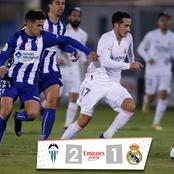 Angry Real Madrid fans react to 2-1 defeat vs Alcoyano