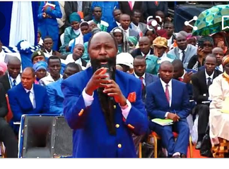 Repentance And Holiness Church Among Many Denominations Which Wins Big AS Owour  Set To Attend Church.
