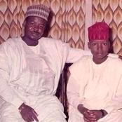 Abba Kyari Shares Throwback Photo Of Himself And His Late Father When He Was 12 Years Old