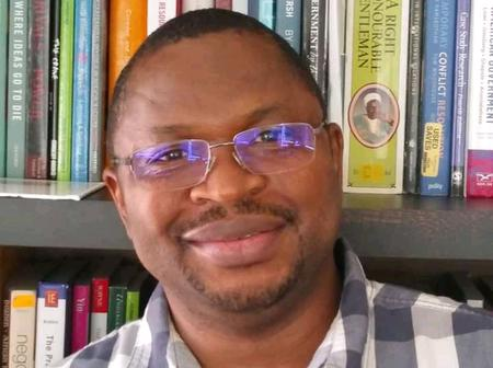 Behold the latest Nigerian who just got promoted to a full professor in the U.S.A