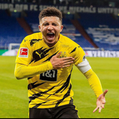 The Incredible Record Broken By Jadon Sancho At The Age Of 20.