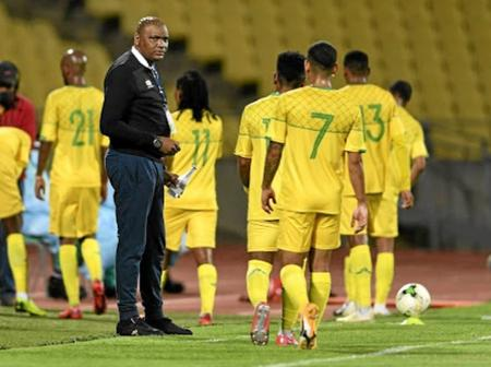 South Africa crushes out Afcon qualifiers, SAFA is to blame for hiring amateur coach. OPINION