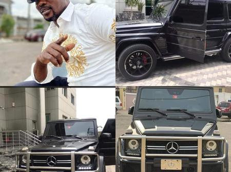 Fuji Star, Pasuma Wonder, Acquires G.wagon