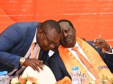 New Twist As ODM Set To Make An About-Turn on Raila's 2022 Candidature
