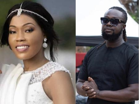 My Heart Is Heavy, This Pain Is Too Much - Eddie Nartey Sadly Reminisces About Her Wife's Death