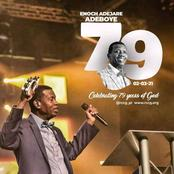 After Pastor Adeboye's Birthday, See What He said To Everyone That Wished Him Well