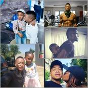 Generation Actors Mpho's Daughter and Gadaffi Son they share Birthday Real life